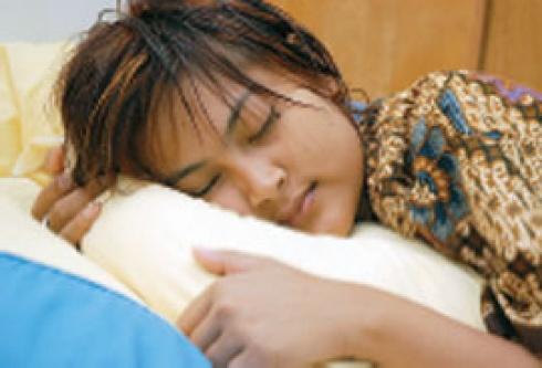 belajar sambil tidur