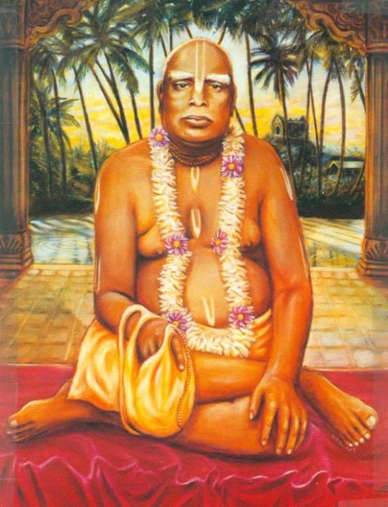 Ohe Vaishnava Thakura!