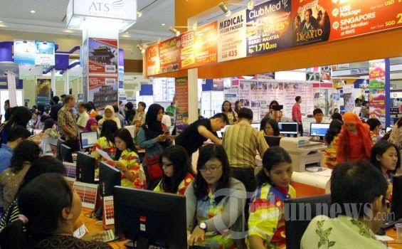 Agen Travel Di Samarinda Dapat Pelatihan dari via.com