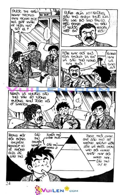 Jindodinho - Đường Dẫn Đến Khung Thành III  Tập 22 page 24 Congtruyen24h
