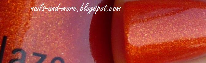 girl stuff china glaze 713 orange marmelade. Black Bedroom Furniture Sets. Home Design Ideas