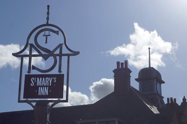 Hello Freckles St Marys Inn Afternoon Tea Pub Exterior