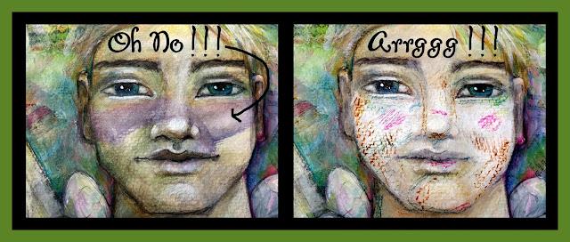 How to Fix a Portrait Mistake