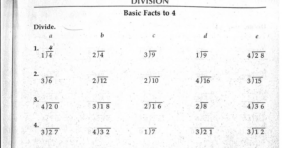Homework help for 4th grade math