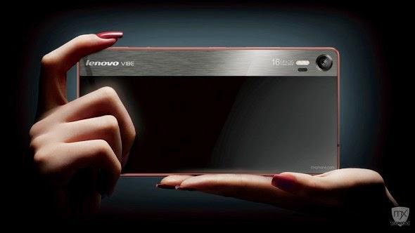 Harga Lenovo Vibe Shot, Smartphone Mirip Kamera