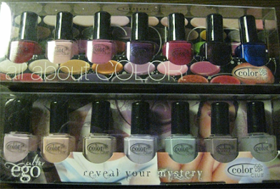 color club all about color alter ego nail polish set