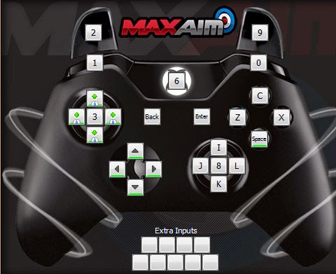 Controller Max Max Aim Plugin for Xbox One - Accessible Gaming set-up