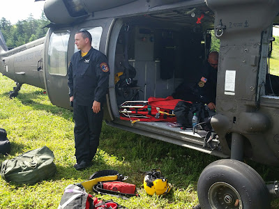 North Caroline Helicopter and Aquatic Rescue Team