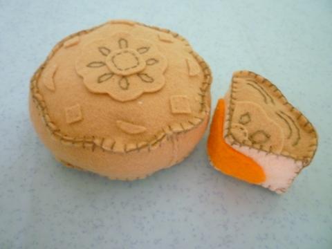 中秋节系列-月饼