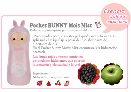 Pocket Bunny Tony Moly
