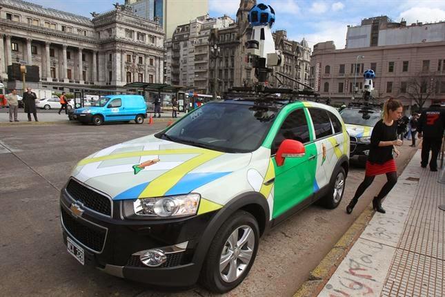 Los autos de Google