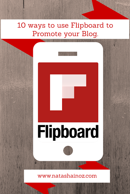 Friday Favourites ~ 10 ways to use #Flipboard to Promote your Blog.