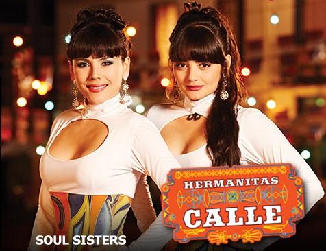 Las Hermanitas Calle capitulo 13 Viernes 18 de Septiembre del 2015