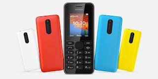Nokia 108 Dual SIM Ponsel Murah Harga Rp 400 Ribuan