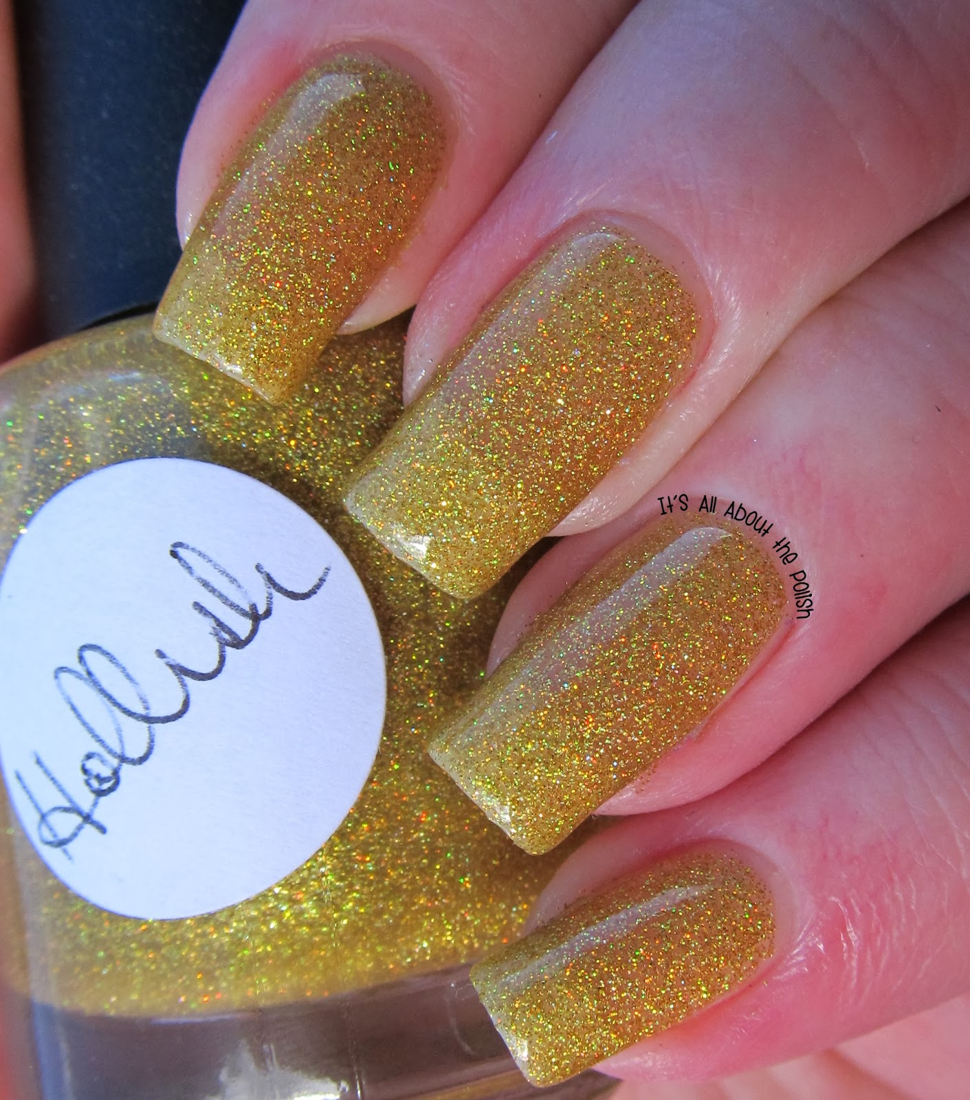 It's all about the polish: hollish nails   review murder on the ...