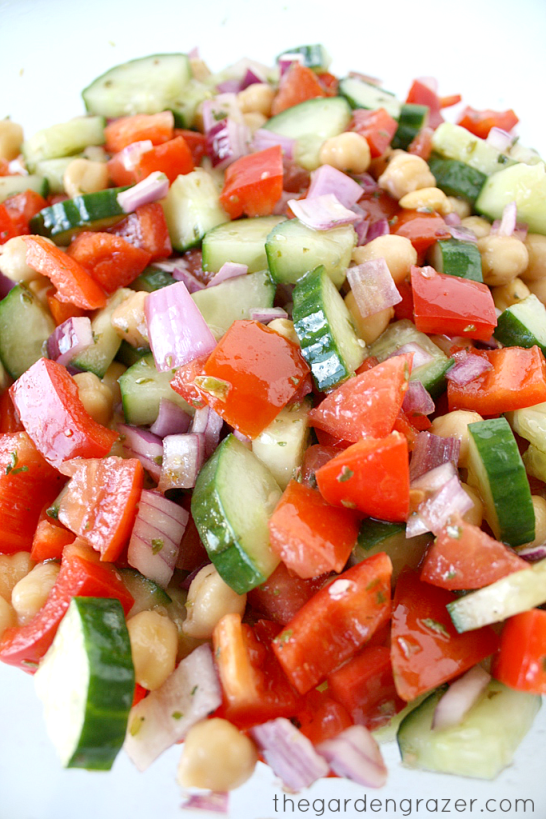 01 chopped greek salad see how to make this recipe pin itlately greek ...