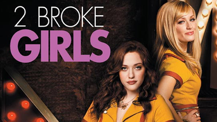 """2 Broke Girls - And the Reality Problem - Review : """"This Is Super Awkward!"""""""