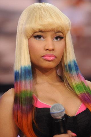 Nicki Minaj 5 Star Chick. Nicki Minaj 5 Star Chick is
