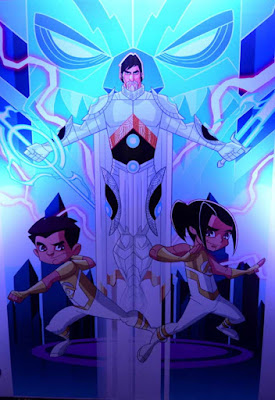 'Astra Force' Disney Channel Animated Series of Amitabh Bachhan