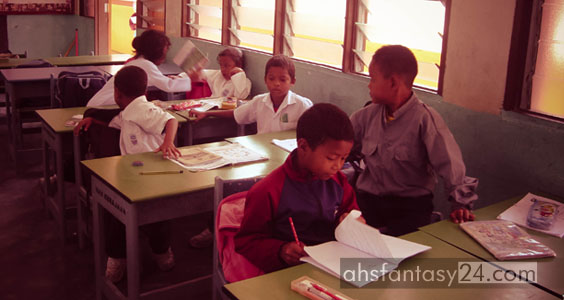 Usaha Mengajar dan Mendidik Orang Asli
