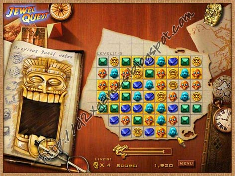 Free Download Games - Jewel Quest