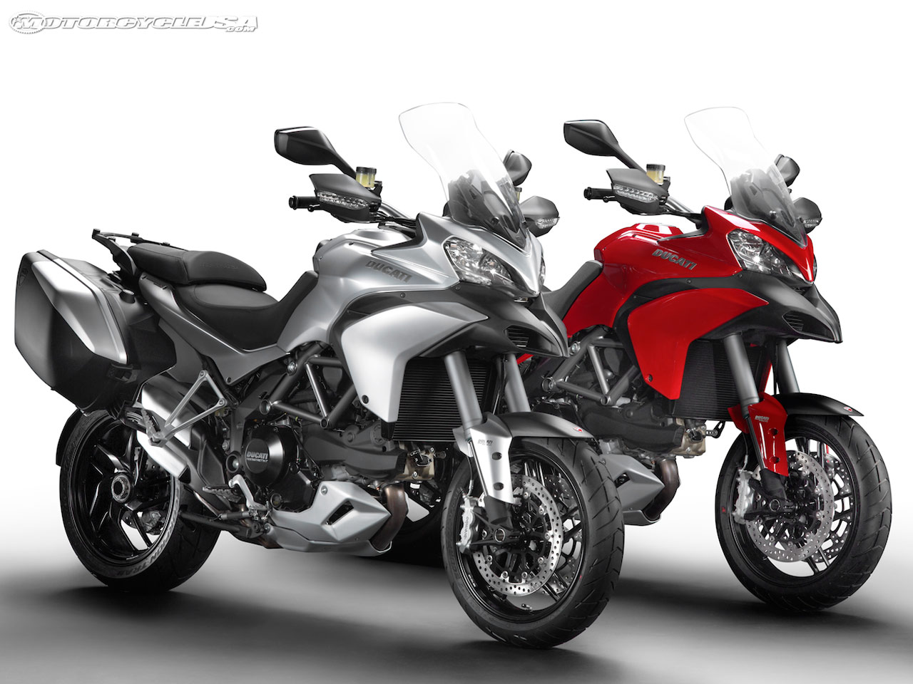 The Bullitt  2013 Ducati Multistrada First Looks