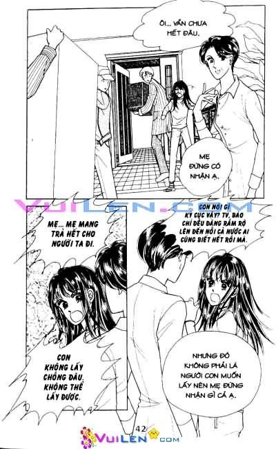 Nụ Hôn Nồng Thắm chap 10 - Trang 42