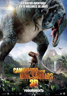 Ver Película Caminando con Dinosaurios Online Gratis (2013)