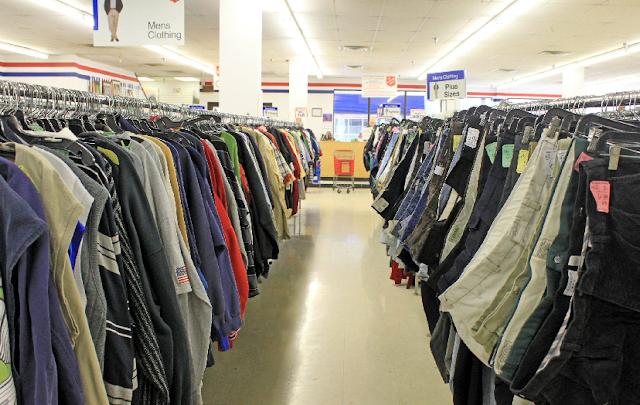 Tamanho e medida de roupas EUA X Brasil