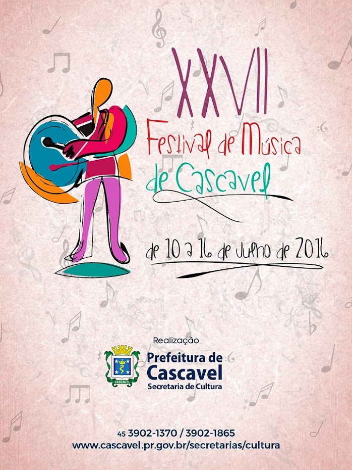 XXVII Festival de Música de Cascavel