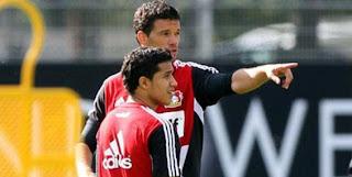 Michael Ortega lesión Bayer Leverkusen