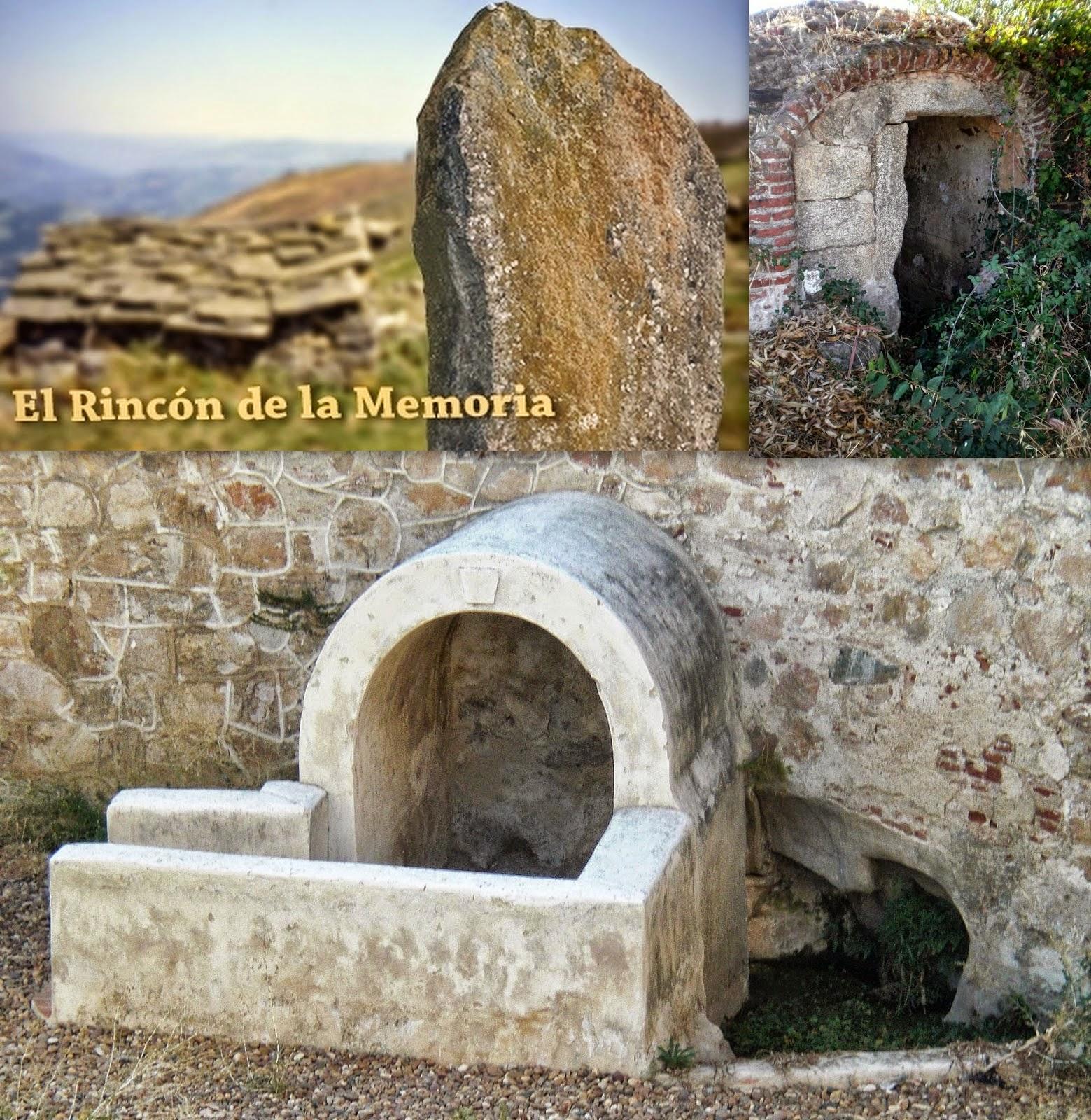 El Rincón de la Memoria: Antiguas fuentes públicas de abastecimiento de Badajoz