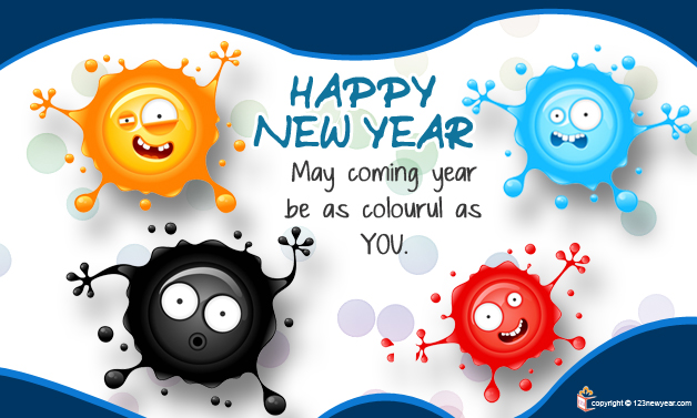 Happy New Year 2015 Wishes Cards