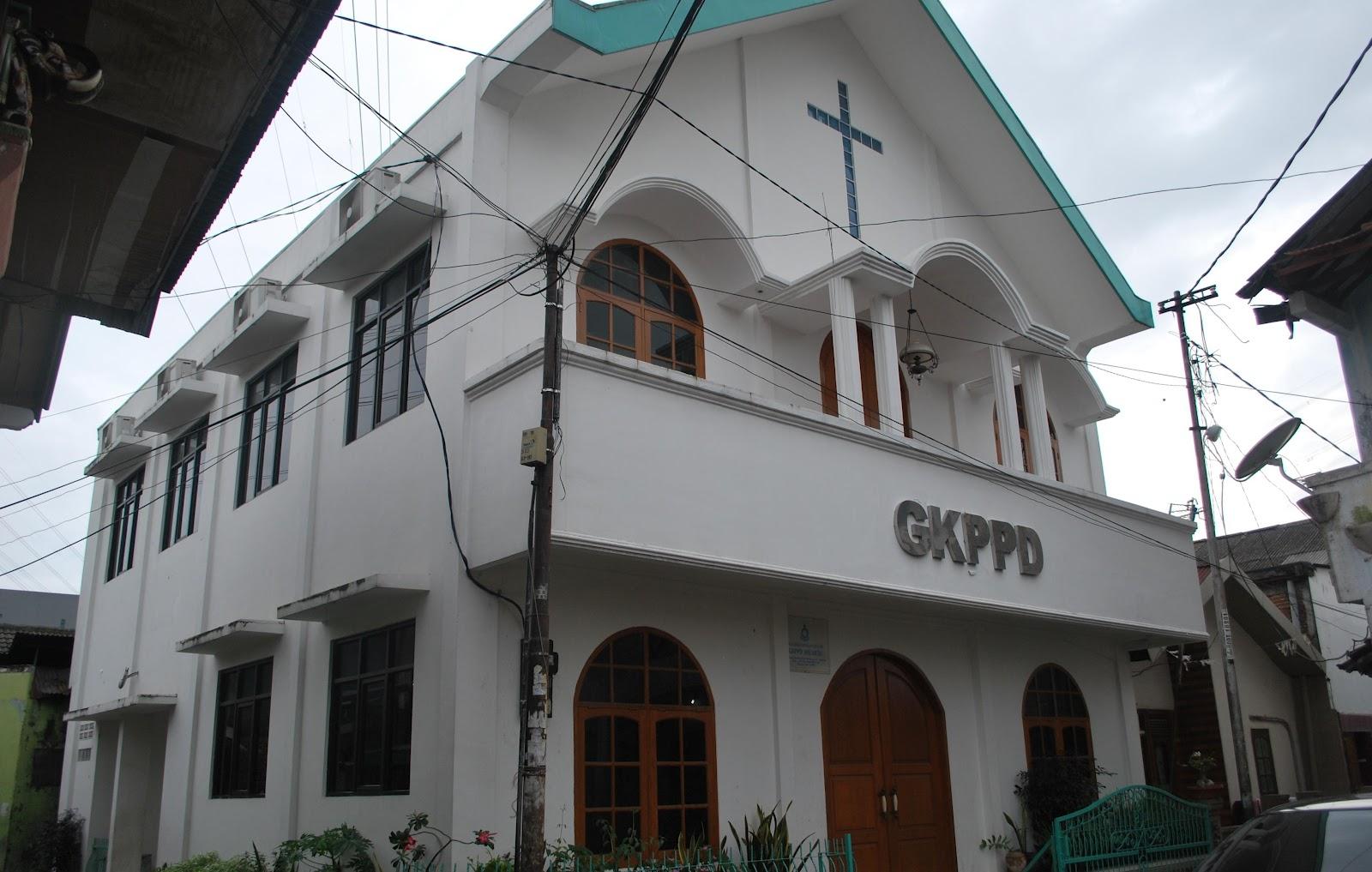 Foto gereja kristen protestan 78