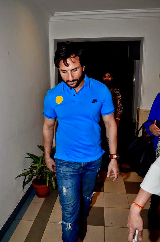 Saif AliKhan is a Brand Ambassador for Olympic Gold Quest