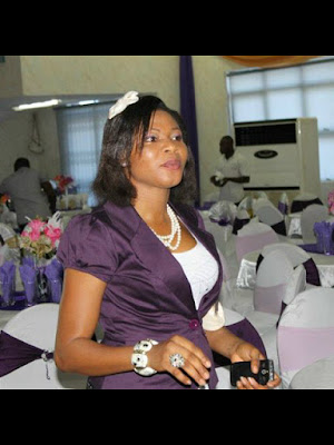 The guy idated before I met my husband left me because he thought i was going to be a laibilty- Carol Arheghan, CEO Karotiz Events and More