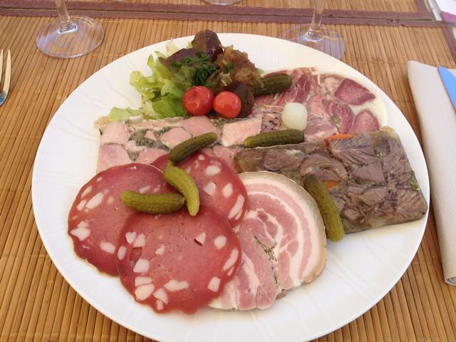 Restaurant St Jean D Ardiere