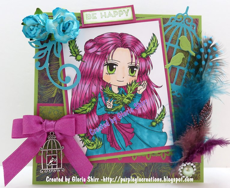 Featured Card Creative Craft Cottage Digi Creations