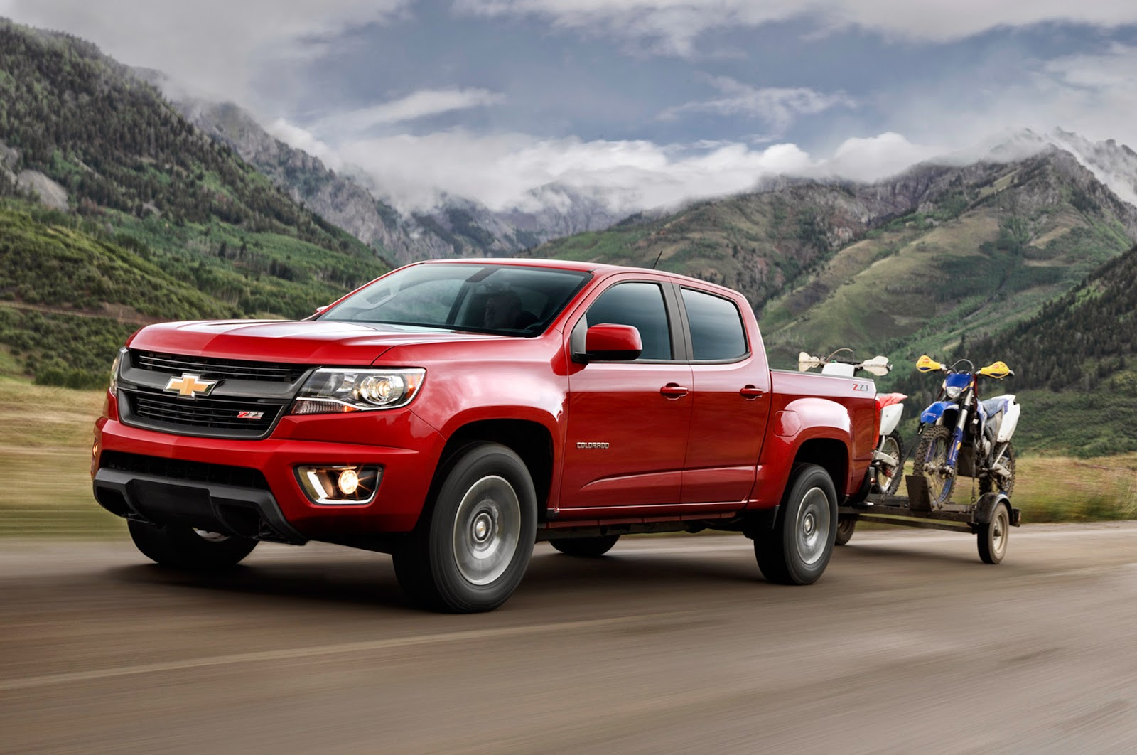 2015 Chevy Colorado Offers Segment-Leading Fuel Economy