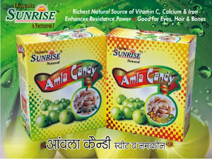 ORGANIC AMLA CANDIES