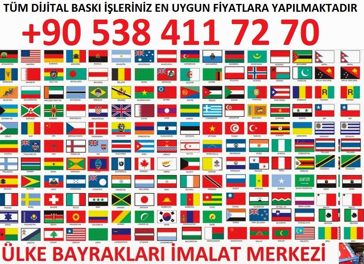 tüm ülkelerin bayraklarını yapan tekstil firmaları - bayrak imalatçıları bul