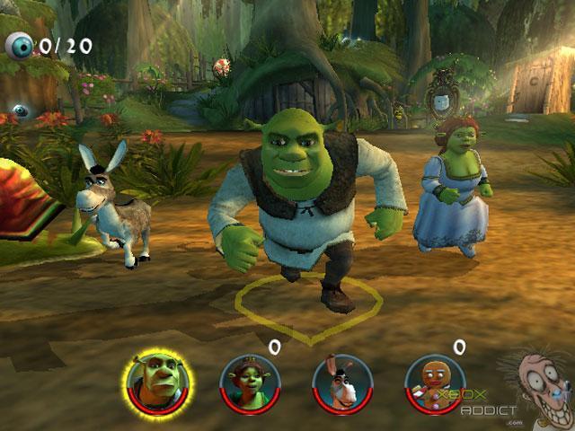 shrek 2 game download