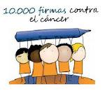 10000  Firmas contra el cancer