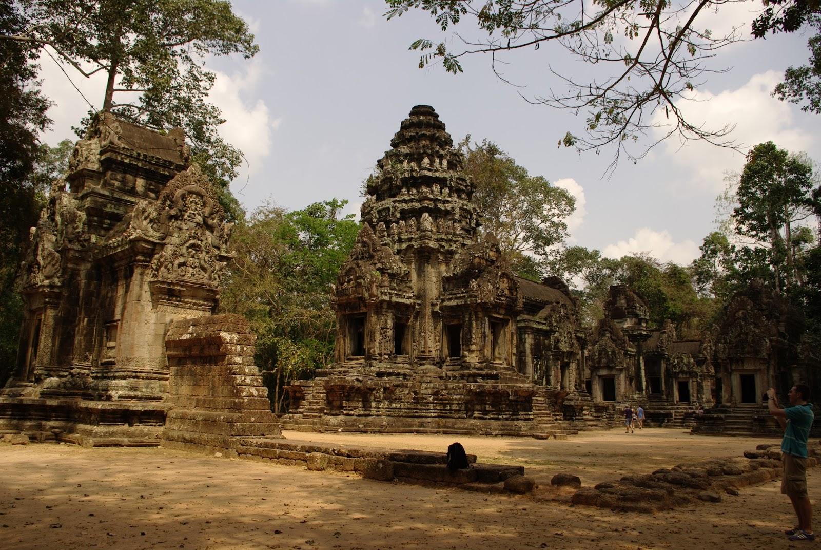 Где находится ангкор
