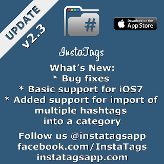 InstaTags 2.3