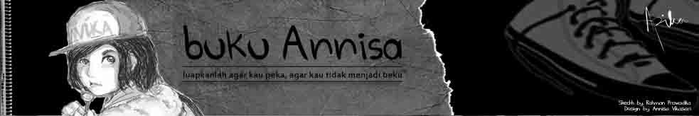Buku Annisa