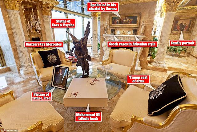 Donald Trump's penthouse