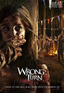 Wrong Turn 5 (2012) - Ön inceleme