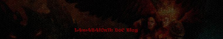 L4m4B4l0n1k DoC Blog