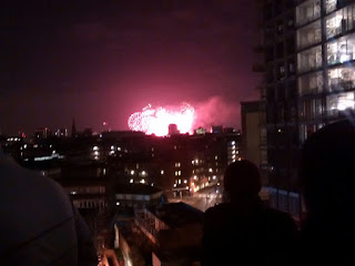 London New Years